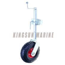 Reboque de barco de peças - jóquei roda