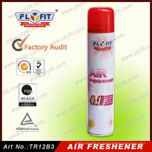 Spray de purificadores de ar de carro cheiro alegre