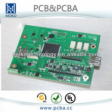 GPS GPRS device high quality pcba