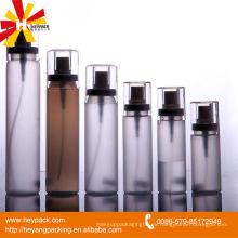 Capacidad diferente de presión en las botellas claras del pulverizador