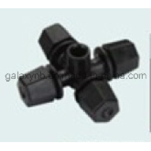 High Strength Plastic Four Fog Nozzle for Irrigation