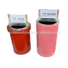 Liner de cylindre en céramique de bonne qualité pour la pompe à boue À moitié prix pour l'échantillon !!!