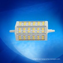 Alto lúmen 118mm r7s levou lâmpadas levou luz milho