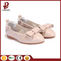 pink ladies white flat shoes on wholesale