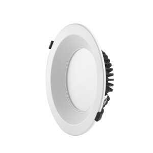 Downlight LED eficiência luminosa de Chips Samsung 100lm/W
