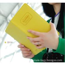 Korean passport holder passport package multifunctional travel long section nice passportcase