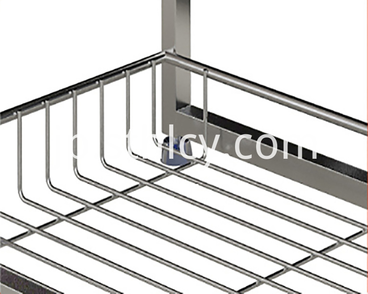 stainless steel storage rack detail(1)