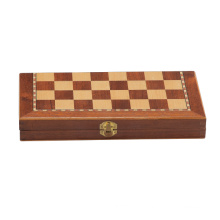 Wooden Chessboard Game Chess Game (CB1067)