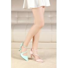 Fashion Foldable High Heel Women Sandals