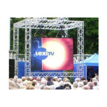 Commercial RGB DIP P7 Rental LED Display Screen for Outdoor