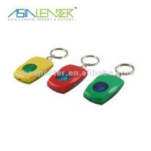 LED porte-clés promotionnel micro lumière led keychain lampe de poche