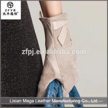 Venta al por mayor de China nueva llegada guantes de cuero de combate de llegada
