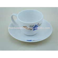 High quality espresso coffee cups and saucers with excellent price