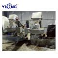 Máquina de pellets de madera de 1tph con CE