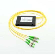 1*3 ABS Cassette Fiber Optic Fbt Coupler