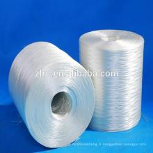 2400TEX 4800TEX E-verre assemblé fibre de verre SMC Roving