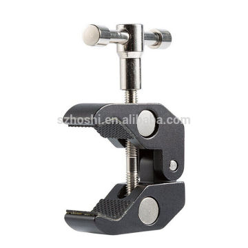 """Crab Claw Clamp Tongs cameras Clamp 1/4"""" or 3/8"""" Studio Multi-function Super Clamp for Flash Light LED Light Tripod Monopod Crab Claw Clamp Tongs cameras Clamp 1/4"""" or 3/8"""" Studio Multi-function Super Clamp for Flash Light LED Light Tripod Monopod"""