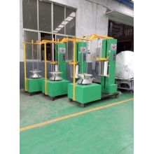 Multi-pieces motorcycle tyres wrapping machine