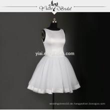 RSW741Sexy kurze Minirock weiße afrikanische Hochzeitskleider