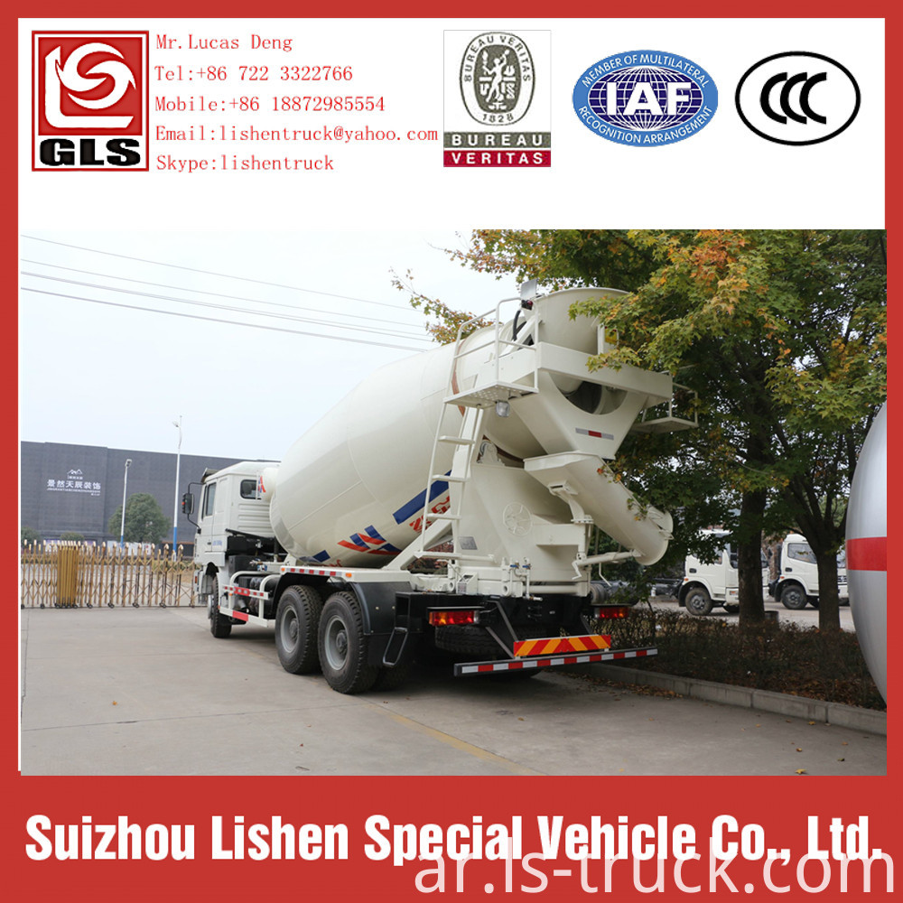 Concrete Mix Truck
