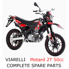 Viarelli Motard 2stroke 50cc Dirt Bike Part