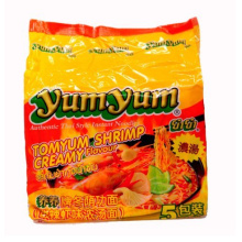 Bolsa de fideos de plástico / Bolsa de fideos instantánea / Bolsa de espagueti