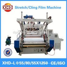 Machine de fabrication de film extensible coextrusion