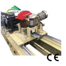 Máquina formadora de porta do obturador inferior