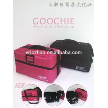 Goochie Marca Profesional Gran Almacenamiento Kit de Maquillaje Permanente