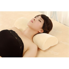 Half Moon Cylinder Style Soft Foam Multifunction Support Pillow Cushion