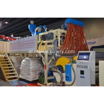 Mesin Bungkus Rolls Casting Film Making Machine