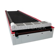 CO2 Laser Machine for Cutting Aircraft Carpet