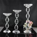 Vends bien nouveau type cadeau de mariage mariage bougeoirs en cristal