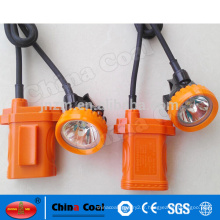 KL2.5LM, KL4LM, KL5LM Miners Lampe Mining LED Head Cap Lampe
