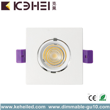 Verstelbare 7W LED-trunk Downlight Spot-plafondlamp
