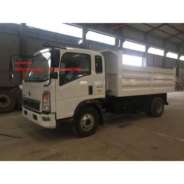 8T Sinotruk howo dump truck New condition