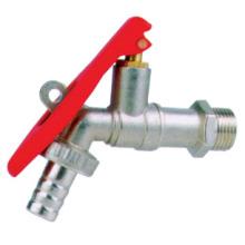 J6003 Brass bibcock brass faucet/ brass tap