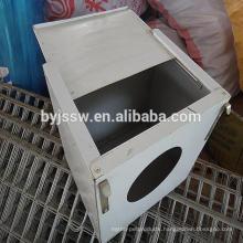 Rabbit Nesting Box with Lids
