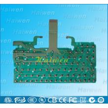 Flex cable Interruptores de membrana con tiras