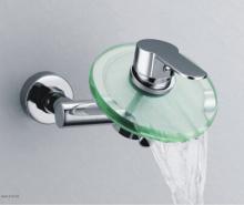 浴槽ガラス滝シャワー水栓 (S-013 C)