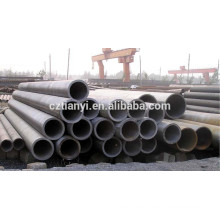 ASTM A252 Galvanized Seamless Steel Tubes for Pipe Line