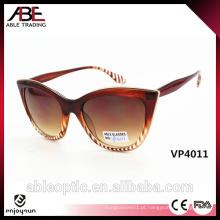 Fabricantes únicos de óculos de sol de moda de categoria superior