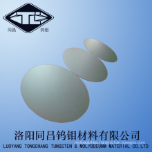 Hot Rolling Molybdenum Sheet (polishing) 0.3mm Thickness in Good Price