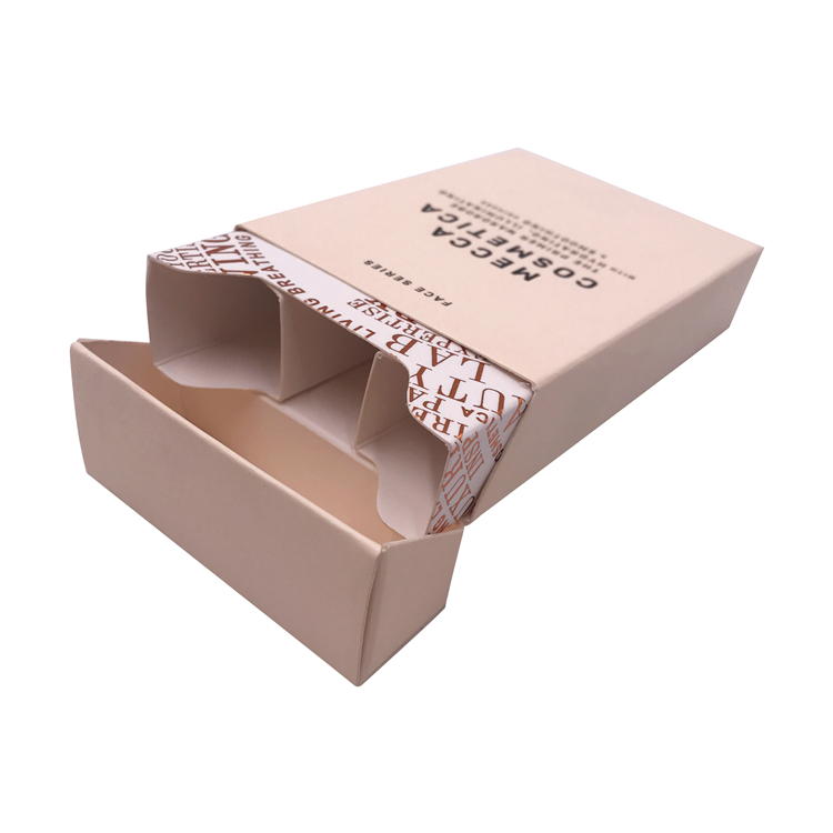 Oem Logo Art Paper Cosmetic Box For Lipstick