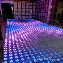 Portable 3D LED Panel Dance Floor for Concert Party Wedding