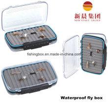 Compact Fly Fishing Waterproof Box