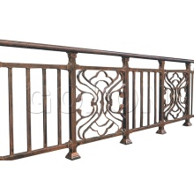 Aluminum No Welding Railing Balconies