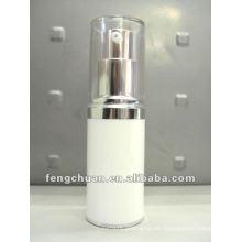 Fabricantes de plástico cosmético botella de envases de crema de contenedores