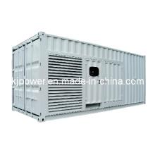 Container Type Diesel Generator
