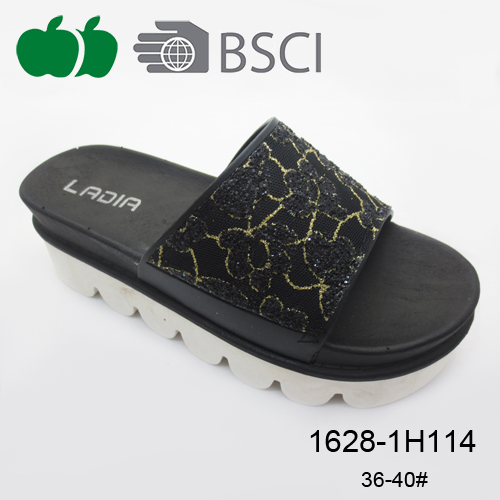 thick sole women slipper